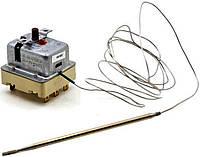 Трехполюсный защитный (аварийный) термостат на 360°C, 20А, 400В, трехфазный, для пароконвектомата (EGO)