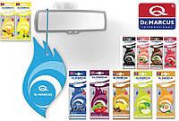 Авто освежитель воздуха Dr. Marcus Sonic (выбор аромата), Ароматизатор автомобильный (Пахучка в салон авто)