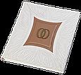 """Фотоальбом в кожаном переплете с рельефным тиснением по коже """"Свадебный"""" (М2), фото 3"""