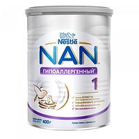 Детская сухая молочная смесь NAN Гипоаллергенный 1 OPTIPRO, 400г