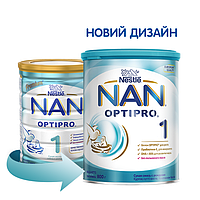 Детская сухая молочная смесь NAN 1 OPTIPRO, 800г