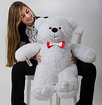 Плюшевый мишка Mister Medved Белый 85 см, фото 3