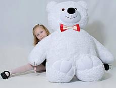Плюшевый мишка Mister Medved Белый 160 см, фото 3
