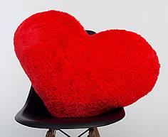 Плюшевая игрушка Mister Medved Подушка-сердце Красная 75 см