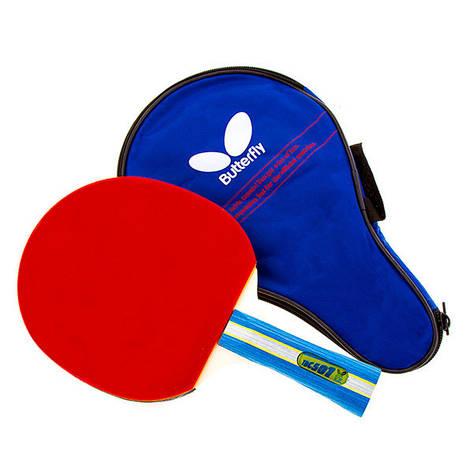 Ракетка для настольного тенниса Batterfly 5*, 1шт, фото 2