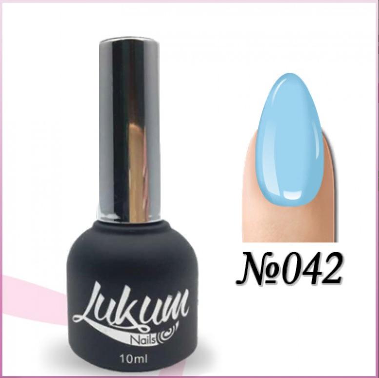Гель лак Lukum Nails № 042