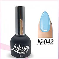 Гель лак Lukum Nails № 042, фото 1