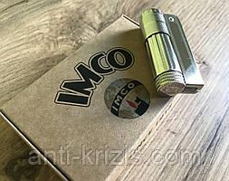 ВИДЕО-Фирменная бензиновая зажигалка Imco Triplex 6700 с регулировкой ,ПОДАРОЧНАЯ УПАКОВКА, 100% оригинал
