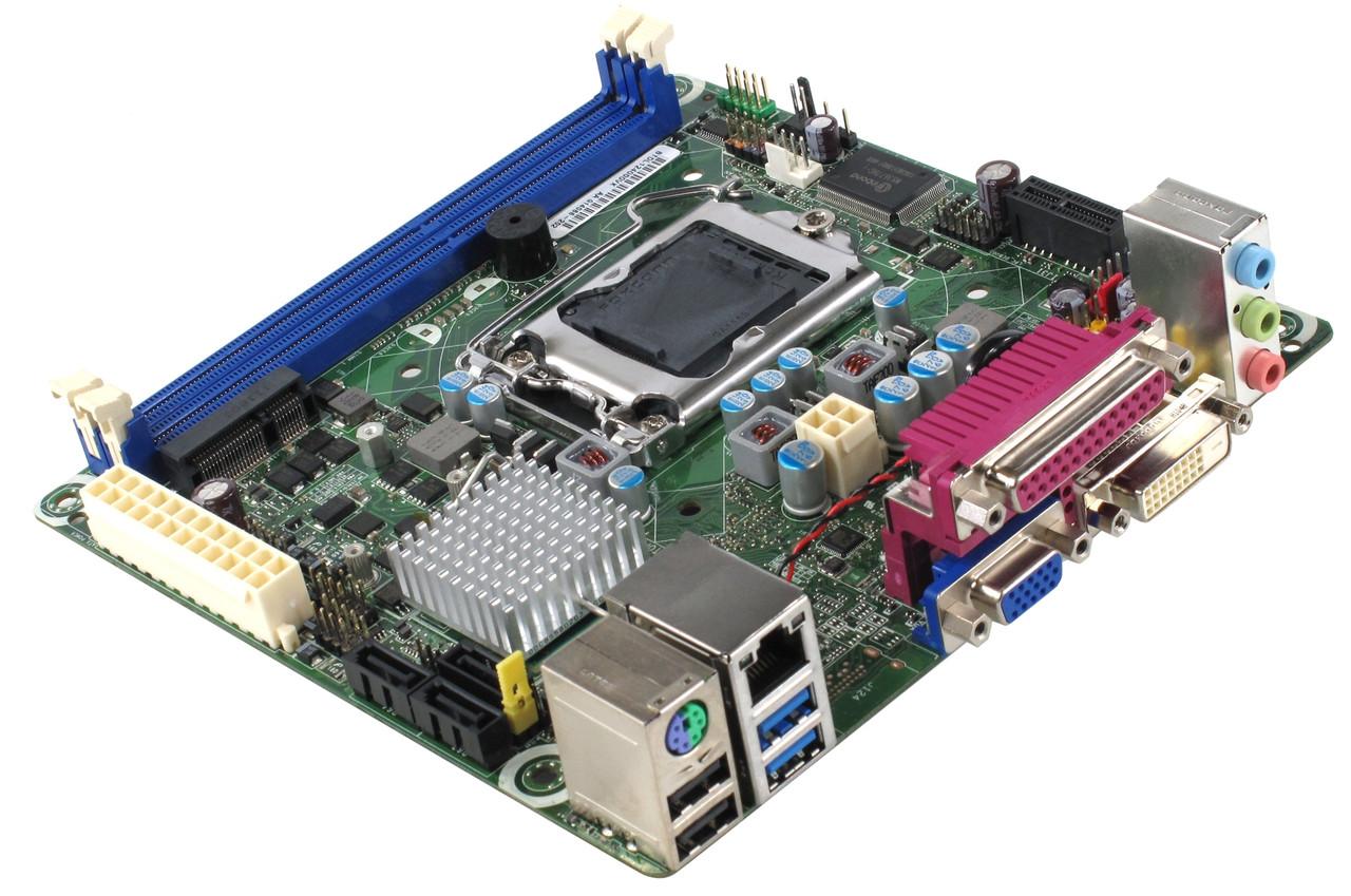 Системная(материнская) плата Intel® DH61DL для настольных ПК, (новая)