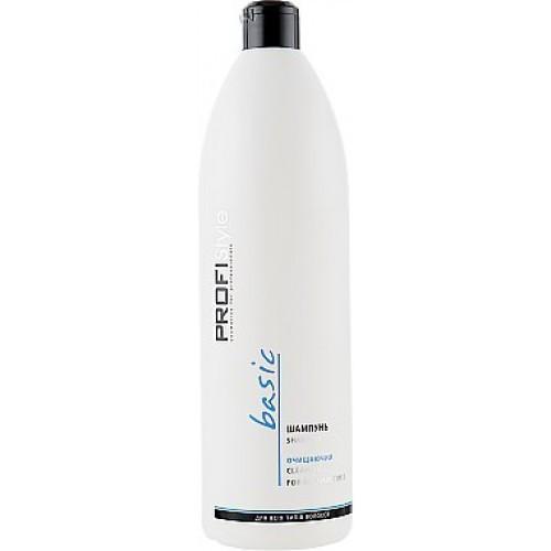 Купить Шампунь ProfiStyle Очищающий для всех типов волос 1л