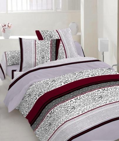 Комплект постельного белья Сатин ВИВАТ Набор постельного белья полутороспальный, евро, двуспальный