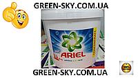 ARIEL LENOR 5 кг Cтиральный порошок универсальний Ариель c Ленор .  (ведро)