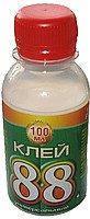 Клей 88 Ремпласт в бутылке 100 г