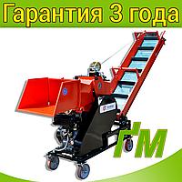 Измельчитель веток TN-130DК (Дизель 14л.с) с конвейерной лентой 2м, фото 1
