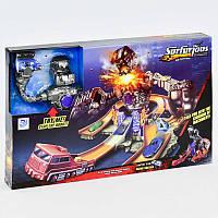 Гоночный автотрек Битва с роботом - 220993