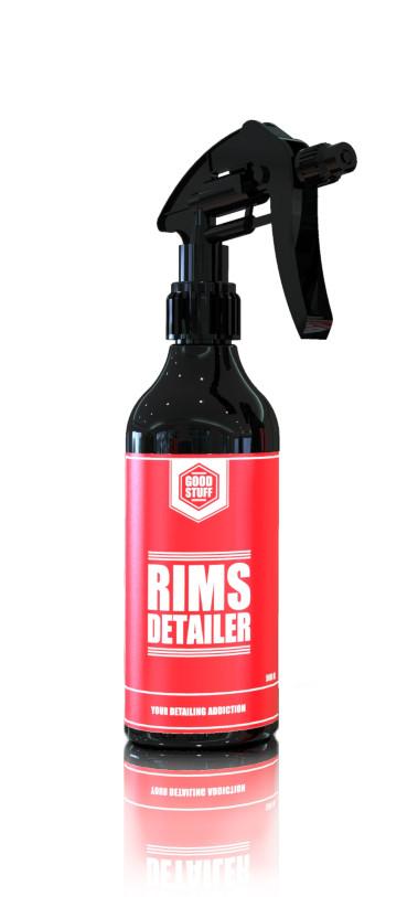 Защитный спрей-силант для колёсных дисков Rims Detailer