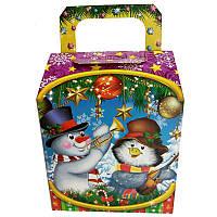 Новорічна Коробочка для солодощів СВФ_002961, фото 1