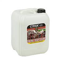 Очиститель универсальный (антивысол), СТРАЖ-14 (готовый раствор), 10 л