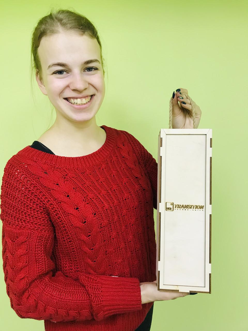 Коробки деревянные подарочные под виcки или вино