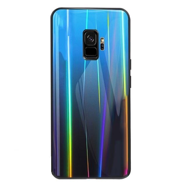 Силиконовая Пленка Цветная Зад Samsung S8