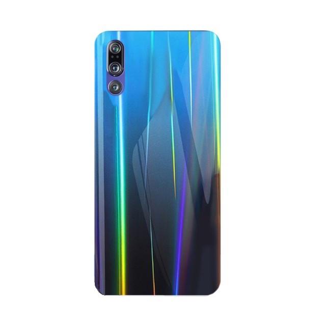Силиконовая Пленка Цветная Зад Huawei P20 Pro