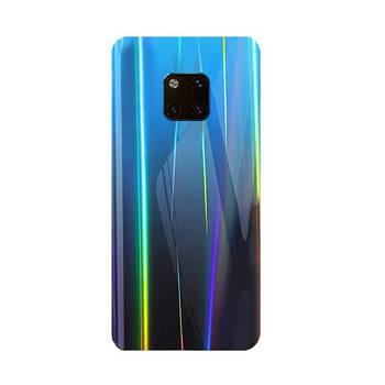 Силиконовая Пленка Цветная Зад Huawei Mate 20