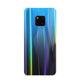 Силиконовая Пленка Цветная Зад Huawei Mate 20 Pro