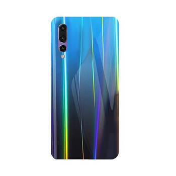 Силиконовая Пленка Цветная Зад Huawei P20
