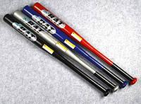Бейсбольная бита алюминиевая BAT  80см, усиленная, фото 1