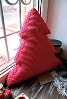 Подушка новогодняя Елочка с бортиком, фото 1