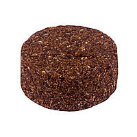 Халва шоколадна. Кунжут и кэроб. RAW (150 грамм)