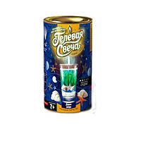 Набор для творчества Dankotoys Гелевая свеча. Дары моря GS-01-03 (39049)