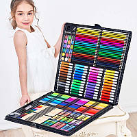 Большой художественный набор для рисования в чемоданчике Colorful Italy на 258 предметов (0709002)