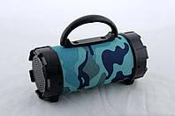 Портативная bluetooth колонка F18 , Портативный динамик, беспроводная Bluetooth колонка, фото 1