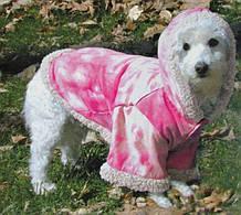 Пальто для собак DoggiDuds A bit chilly XS