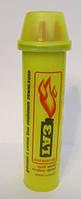 Газ-баллон для заправки зажигалок желтый