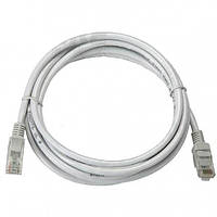 Кабель, патч-корд UTP (для интернета) LAN \ 3m \ 13525-7