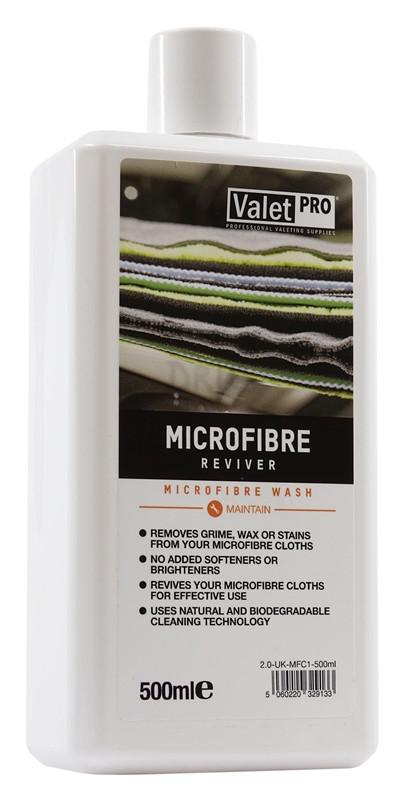 Microfibre Reviver средство для стирки микрофибр