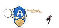 Брелоки за мотивами коміксів Marvel і DC, фото 2