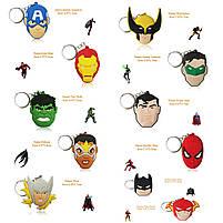 Брелоки за мотивами коміксів Marvel і DC Бетмен, фото 2