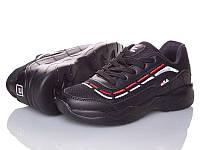 Подростковые стильнячие кроссовки р36-41(код 3347-00)