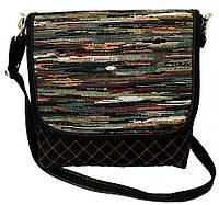 Женская джинсовая сумочка Кометный дождь