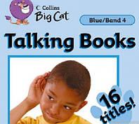 Big Cat 4 Talking Books. Audio CD