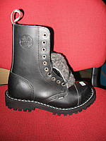 Черевики жіночі ЗИМА Steel 105/106/OCW Розміри :  -43.Black Original. Утеплені зимові на вовні., фото 1