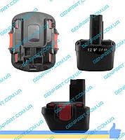 Аккумулятор для шуруповерта BOSCH (12В) 12v 2.0 Ah (АЧ)