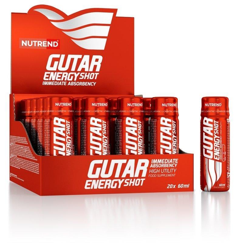 Спортивное питание Nutrend Gutar Energy Shot