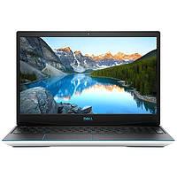 Ноутбук Dell G3 15 3590 15.6 FHD IPS, Core i7-9750H, 16GB DDR4, SSD256GB + 1TB, NVIDIA GF GTX 1650 4GB, White