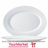 Блюдо овальное Luminarc Trianon 35 см, E9667/D6877