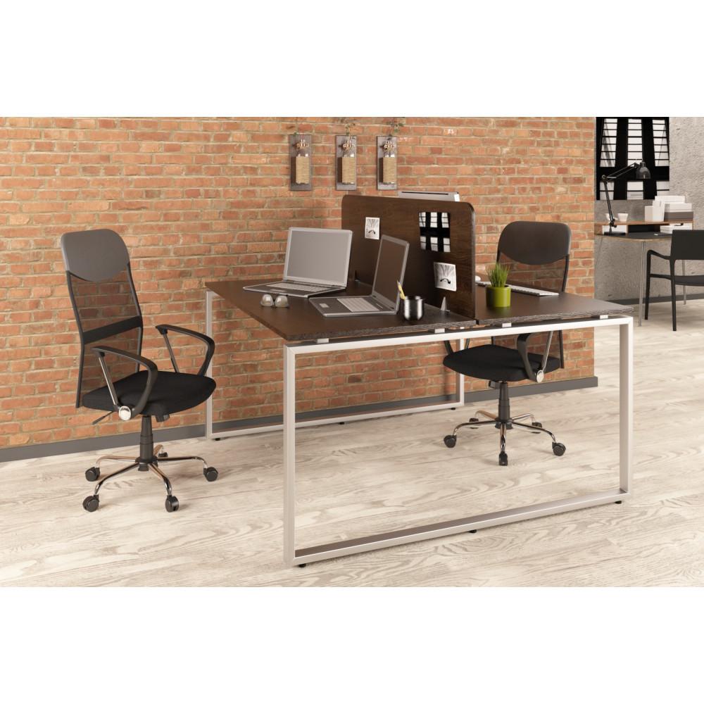 Двойной письменный стол Q-140 Loft Design