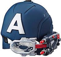 Шлем Капитана Америка Captain America Helmet, фото 1